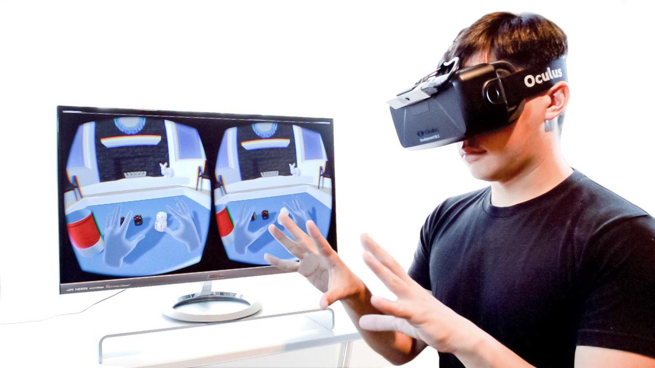 VR虚拟仿真技术城市规划