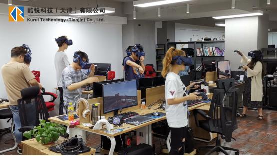 VR虚拟现实开发技术楼楼盘未来体验